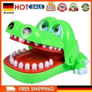 Slibrat Tricky Spielzeug Finger beissen Spiel Tier Krokodil-Mund-Zahnarzt-l