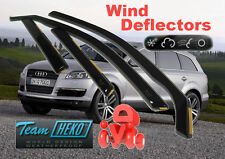 AUDI Q7  2006 - 2015  Wind deflectors  4.pc  HEKO  10225
