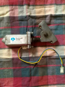 Porsche 911 912 Sunroof Motor with Assembly