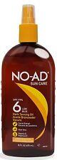 NO-AD Sun Care Dark Tanning Oil Spray Hawaiian Style SPF 6 475ml