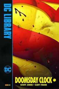 Doomsday Clock - DC Library - Panini Comics - ITALIANO NUOVO #MYCOMICS
