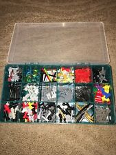 Lego Sword, Flame, Tool, and Lightsaber Assortment-Over 350 Pieces