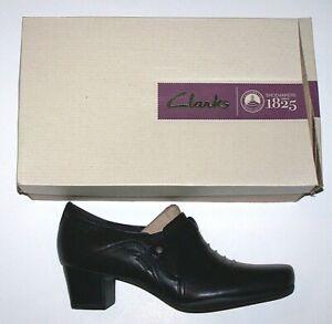 NIB New Clarks Artisan Rosalyn Nicole Heels Shoes $110 Women 12 Narrow AA 12N