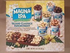 Mauna Loa Island Classics Assortment - 3 Boxes (18 cans total)