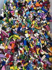 LEGO 200 Random SMALL Pieces Cone Plate Brick building mix lot Tiles City Piece