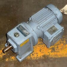STOBER 3PH 0.25KW MOTOR K21R 71 K4 TLB 960 W/ GEAR BOX C002N0230D71K4 *PZB*