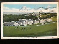 Vintage Postcard>1936>Hershey Industrial Jr.-Sr. High School>Hershey>PA