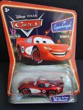 New Disney Pixar CARS Supercharged Radiator Springs McQueen Lightning Diecast