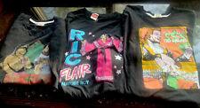 Homage Brand XL Classic WWF/WWE T-Shirt Trio