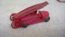 Lesney Matchbox Vintage Fire Engine