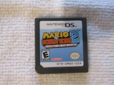 Mario Vs Donkey Kong 2 March Of The Minis Nintendo DS Handheld Tested Works