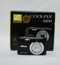 NIKON COOLPIX  A100 DIGITAL CAMERA  (black)*