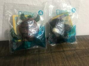 McDonalds Happy Meal Toy Brand New National Geographic Kids #4, #9