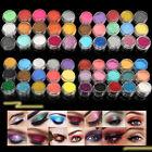 15/30 Mix Color Loose Eyeshadow Pigment Powder Satin Glitter Eye Makeup Set