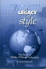 A legacy of style: Shelby Williams Industries, Inc