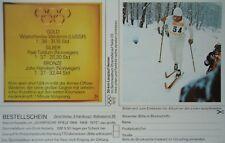 Bild 23 Huberty Olympia 1972 Gold 30 km Langlauf Wedenin UdSSR