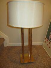 Tommi Parzinger STIFFEL LAMP Mid Century Modern EAMES ERA Architectural BRASS