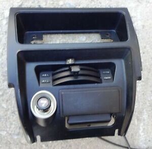Mazda BTA65P  PICK UP B1000 1200 1961-74 model  heater control and ashtray used