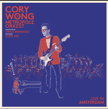 Cory Wong & Metropole Orkest LIVE IN AMSTERDAM White vinyl 2 LP Vulfpeck OOP