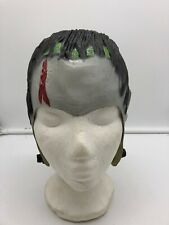 Horror Halloween Vintage Mask Frankenstein Head Piece Hat