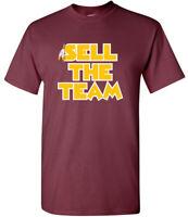 Daniel Snyder Adrian Peterson Washington Redskins SELL THE TEAM T-Shirt
