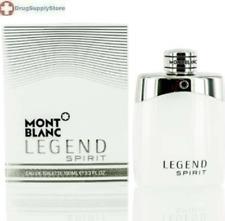 CS MONTBLANC LEGEND SPIRIT/MONT BLANC EDT SPRAY 3.3 OZ (100 ML) (M)-A