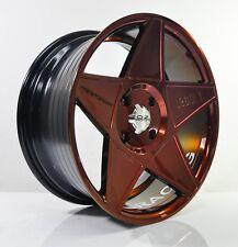 4pcs O.Z RACING 17 inch Mag Wheels Rim 5X114.3/4X100/4X114.3 Alloy wheel Car C-3