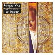 Joe Jackson Stepping Out Very Best Of CD NEW SEALED It's Different For Girls+