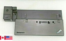 Lenovo ThinkPad Basic Dock Type 40A0 USB 3.0 Docking Station 04W3949