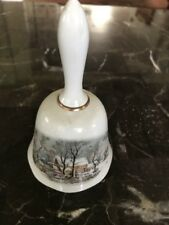 Vintage 1978 Avon Representatives Award Bell - Excellent Condition!