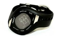 Nike TRIAX Digital Sport Watch  50m WR Lap count 2 Alarms Light New Battery
