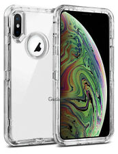 iPhone XR 6.1-Inch Case [Ultra Hybrid] Bumper Protective Shockproof Clear Cover