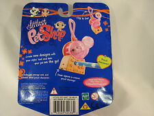 BNIB LITTLEST PET SHOP CLIP & GO!HAMSTER