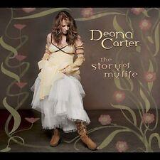 FREE US SHIP. on ANY 2 CDs! ~LikeNew CD Deana Carter: Story of My Life