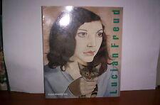 LUCIAN FREUD - Dipinti e opere su carta 1940 / 1991 - Catalogo della Mostra