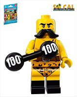 LEGO Minifigures Series 17 71018 Circus Strong Man New