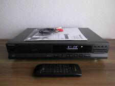 Technics SL-PG340A CD-Player mit Fernbedienung & Bedienungsanleitung