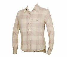Cotton Checked Tops for Women