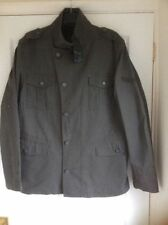 Next Hip Length Cotton Zip Men's Coats & Jackets