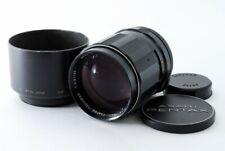 "Pentax SMC Takumar 135mm f/2.5 Lens M42 ""READ"" w/Hood From Japan [4717]"