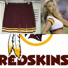 "Cheerleading Uniform Washington Redskins  Adult Xl Skirt 36"" Waist"