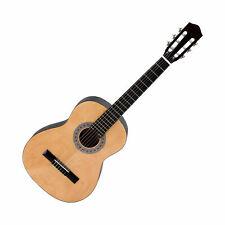 Hübsche 1/2 Kindergitarre mit schlankem Halsprofil für beste Bespielbarkeit