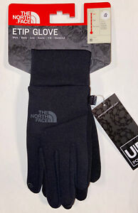 NWT THE NORTH FACE ETIP GLOVE TNF BLACK UNISEX  $45  NF0A3PNJK3  SIZE  SMALL
