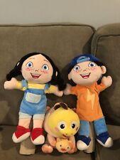 Vipkid Plush Dolls