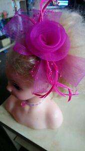 Pink fasinator#50