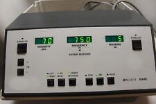 Maico MA40 Aria / Osso Conduzione Audiometro con Cavo Alimentazione e Cuffie