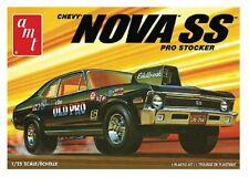Amt 1142 1979 Chevrolet Nova Ss Pro Stocker 3 in 1 plastic model kit 1/25