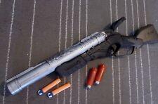 Shotgun Sawed Off Double Barrel Dead Painted Costume prop Nerf Halloween AA