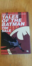 TALES OF THE BATMAN BY TIM SALE~ DC COMICS BRAND NEW HARDCOVER