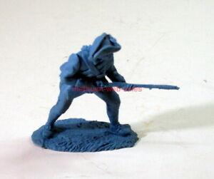 Conte Collectibles~Figure #150~American Revolution Soldier~Blue~Plastic~2000